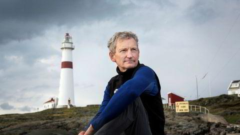 Nils Øveraas ser frem mot påsken der mange tusen drar til fjells for å overnatte på hyttene i fjellet. Foto: Mette Randem.