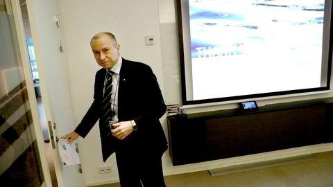 Statkraft-sjef Christian Rynning-Tønnesen
