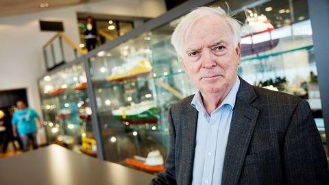 Rederen Per Sævik kan glede seg over milliardgevinst etter handelen med Sogn og Fjordane fylkeskommune.
