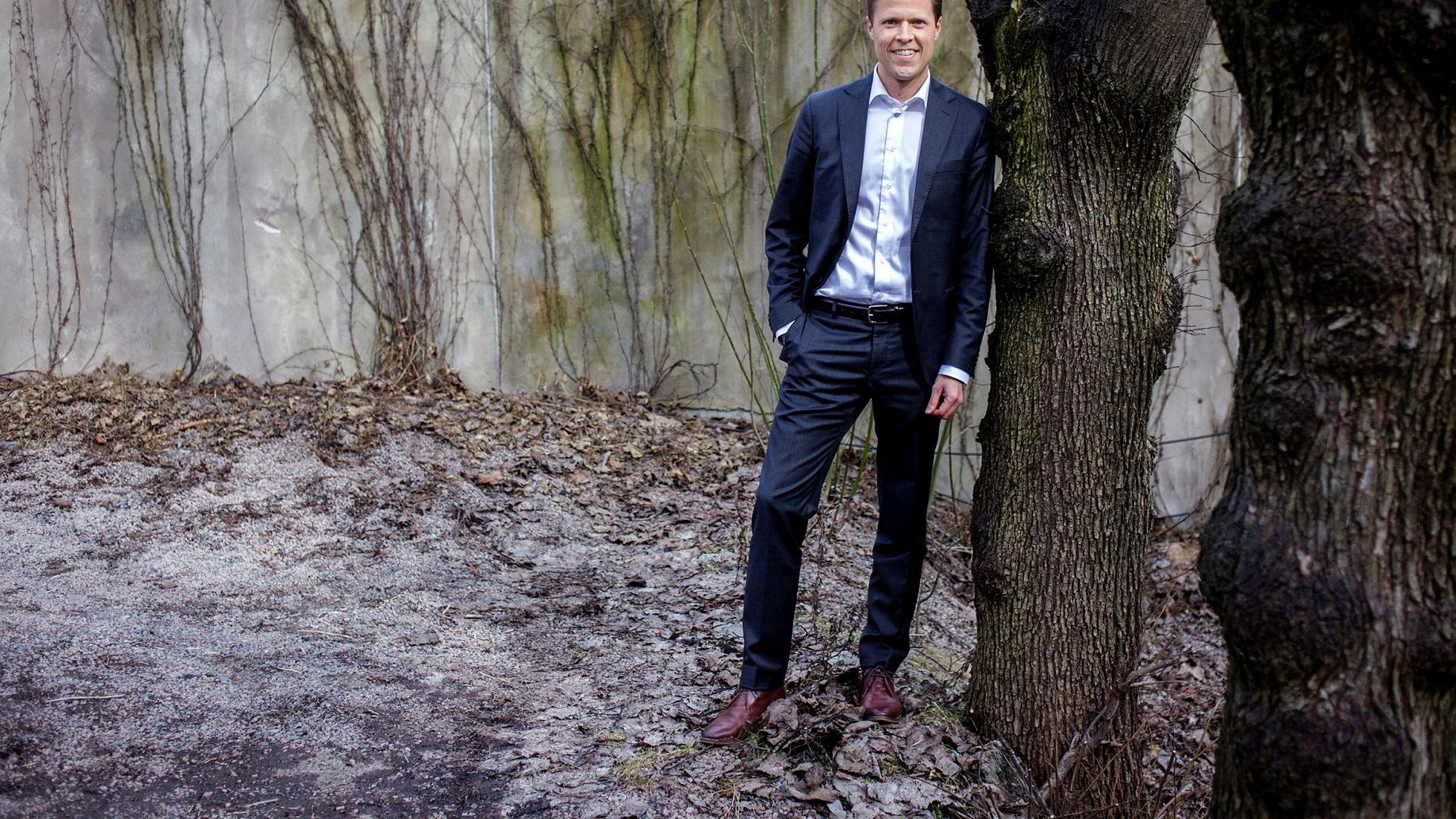 BCGs Christian Haslestad er ekspert på det som omtales som den fjerde industrielle revolusjon. Han ser flere fordeler enn ulemper for fremtidens arbeidstagere.