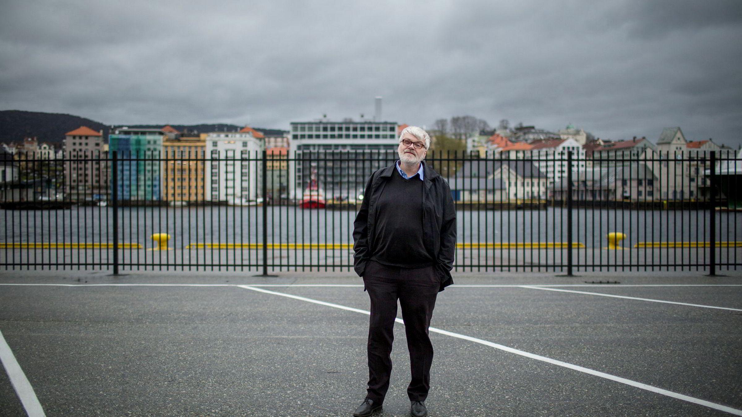 Fagforeningsleder Leif Sande har ført en årelang kamp mot utenlandskablene. Til høsten stiller han i stortingsvalget for Arbeiderpartiet, og prøver å få partiet med på laget.