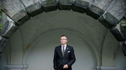 – Ved å samle ressursene får vi større slagkraft enn vi ellers ville hatt, sier rektor Dag Rune Olsen ved Universitetet i Bergen.
