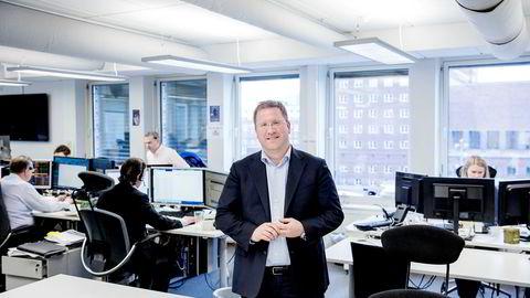 Administrerende direktør i Sparebank 1 Markets, Stein Husby, tar snart imot nye kolleger. Andre går.