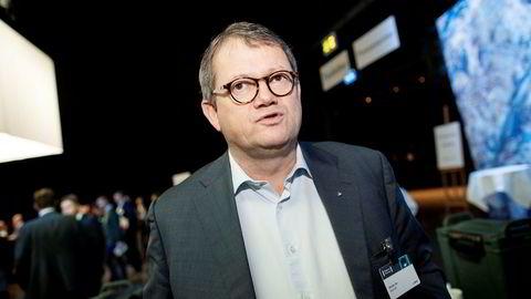 Så lenge det er fart i boligmarkedet, selger konsernsjef Morten Fon i Jotun husmaling.