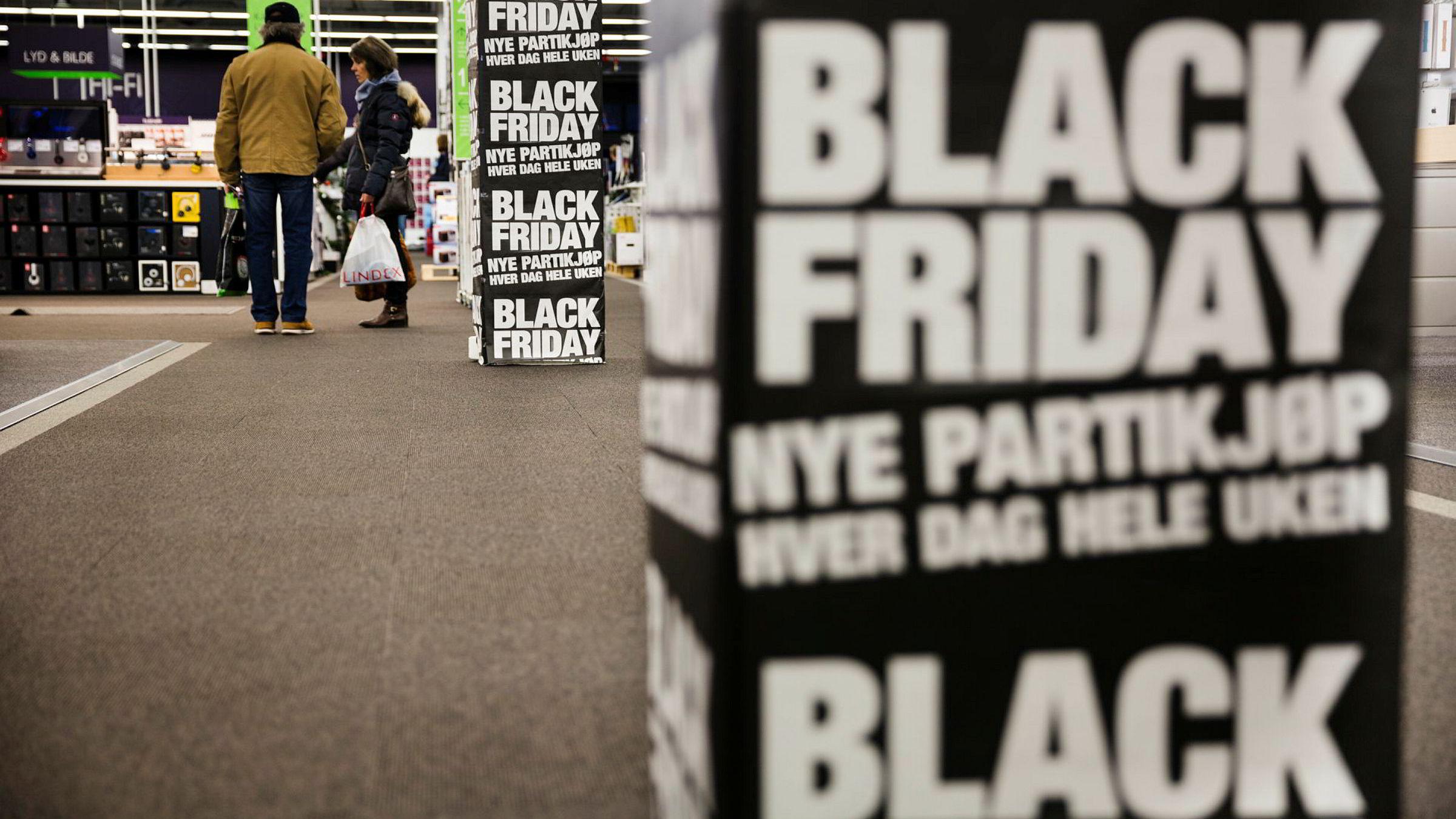 Elkjøp kjørte Black Friday-salg en hel uke. Etterpå kom baksmellen med smekk fra Forbrukerombudet.