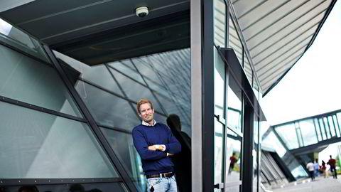 Lars Erik Jensen leder arbeidet med programmatisk og digitale annonsekjøp i Telenor.