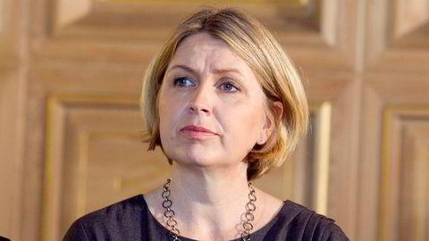 Stortingspolitiker Kristin Vinje fra Høyre