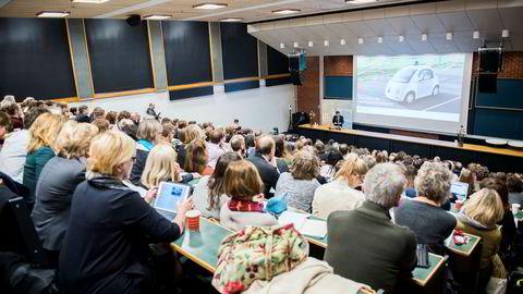 Universitetet i Oslo har fått ny rektor.