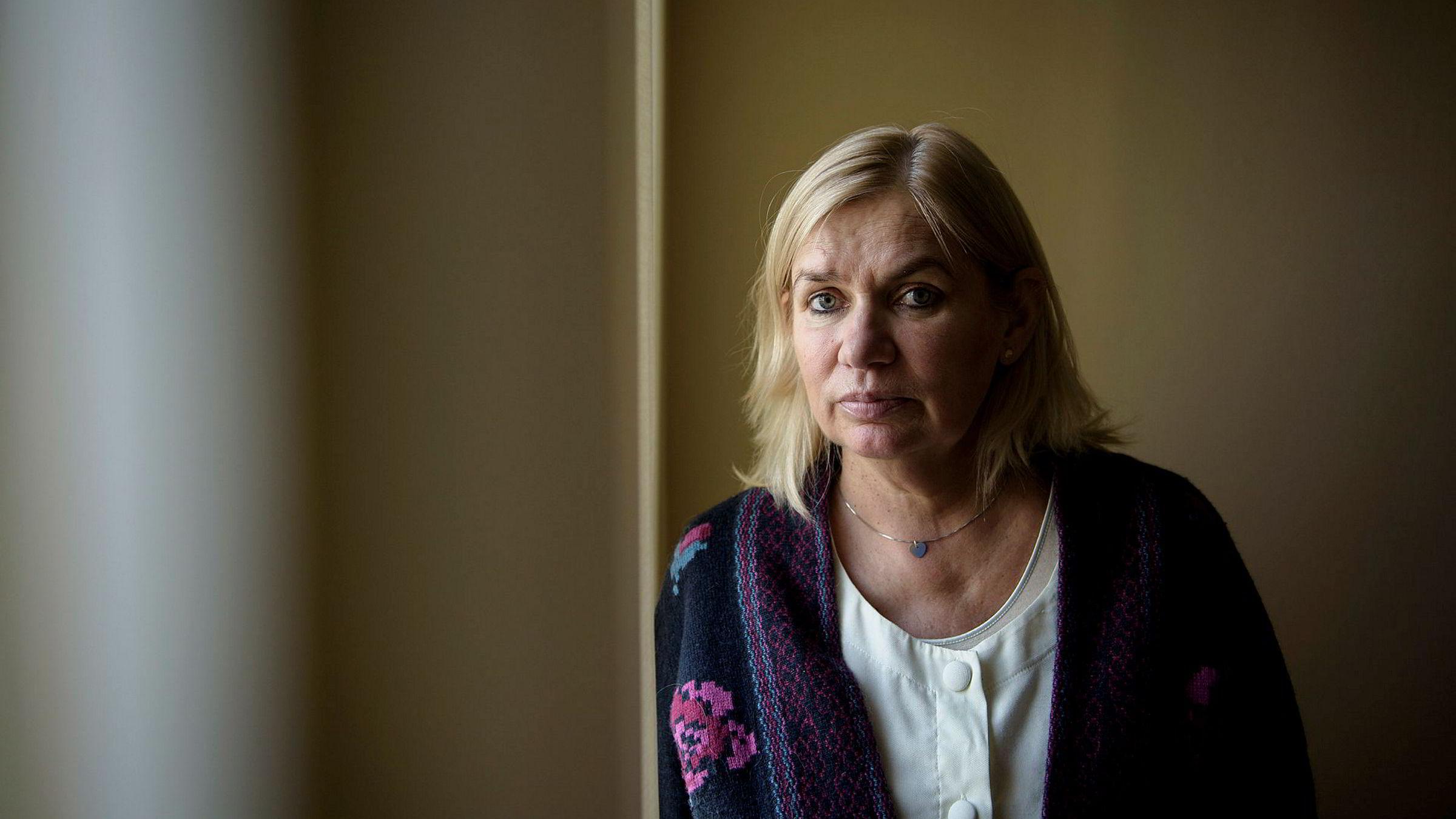 Unn Ljøner Hagen i Norges Blindeforbund varsler full gjennomgåelse av hvordan forbundet håndterer varsling om seksuell trakassering.