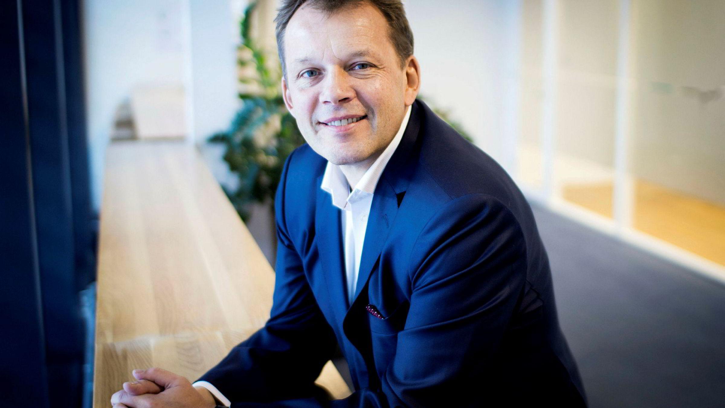 Pål Bergskaug, direktør for formuesforvaltning i Skagen.