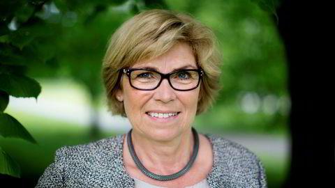 Vinmonopolets administrerende direktør Hilde Britt Mellbye tar gjerne over taxfree.