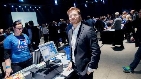 Rema-direktør Lars Kristian Lindberg må til Tromsø for å løse ølkonflikten med Mack