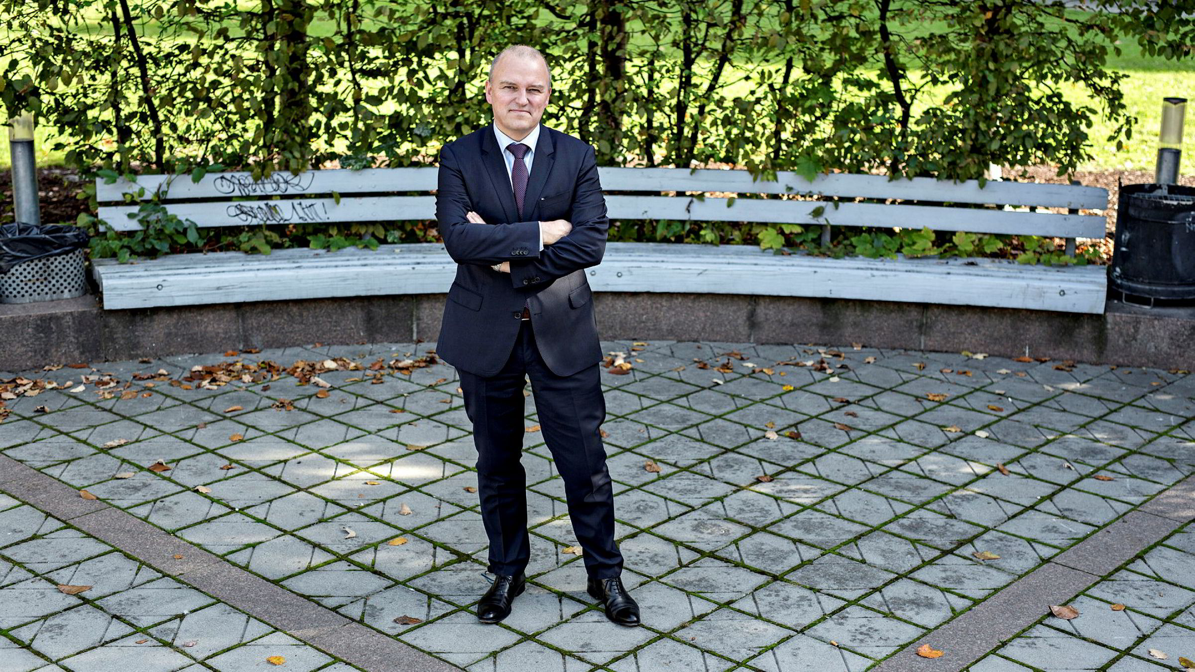 – Ingen trær vokser inn i himmelen, heller ikke sjømat. Aksjemarkedet er for høyt priset, sier Kolbjørn Giskeødegård i Nordea.