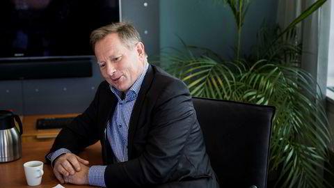 Svein Harald Øygardblir corporatemedarbeider i meglerhuset Sparebank 1 Markets.