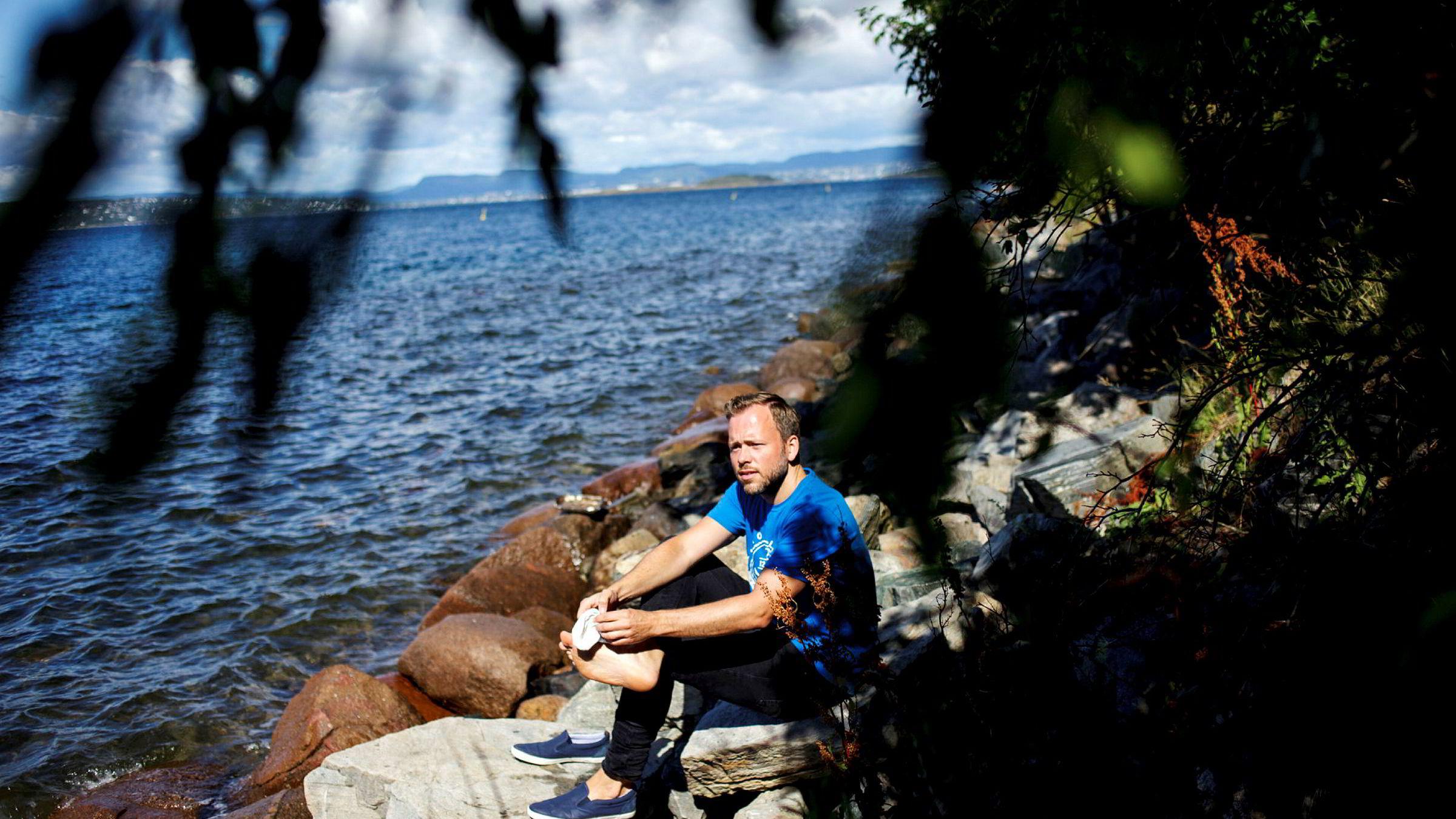 Leder i Sosialistisk Venstreparti, Audun Lysbakken, går til valg på å øke skattene tilsvarende det de borgerlige har redusert dem.