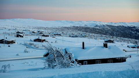 Onsdag legger Eiendom Norge frem prisstatistikk for norske fjellhytter.