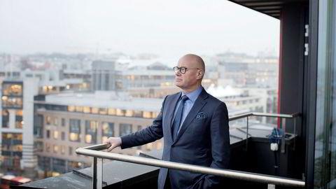 – Å bidra til verdiskapning er god grunn til å stå opp om morgenen, sier Bård Bjølgerud, administrerende direktør og partner i Pangea Property Partners.