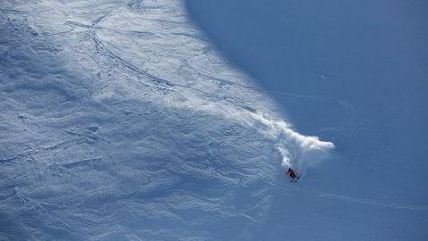 Åtte av de største norskeide alpindestinasjonene i Norge går for første gang sammen for få nordmenn til fjells. Narvikfjellet (bildet) er en av dem.