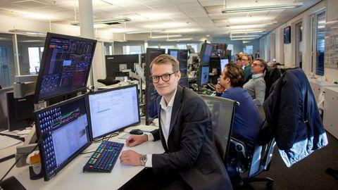 Kjetil Martinsen er seniorøkonom i Swedbank og mener tradisjonell norsk industri lenge har merket nedgangen i Europa, men at det ikke er så viktig fordi denne industrien er så liten i Norge.