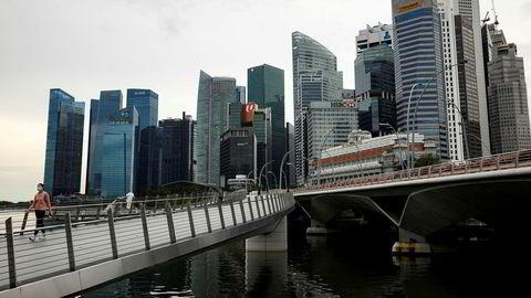 Singapore slo av «hovedbryteren» i begynnelsen av april. Den økonomiske aktiviteten kollapset i andre kvartal. Nå er en forsiktig gjenåpning underveis.