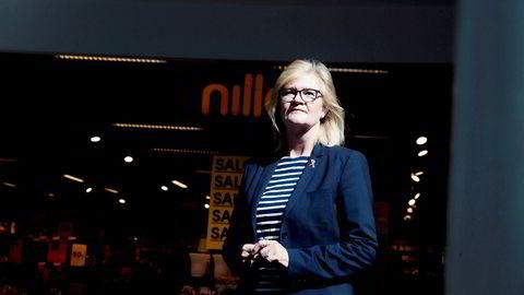 – Jeg mener det er mer krevende enn noen gang å klare å få den omsetningen du trenger for å holde liv i butikkene, sier Nille-sjef Kjersti Hobøl.