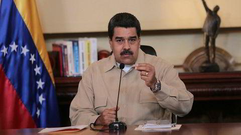 President Nicolás Maduro klamrer seg fast til makten med stadig mer autoritære midler.