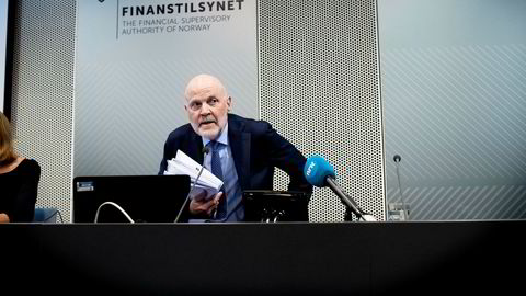 Finanstilsynets sjef Morten Baltzersen tror ikke det var boliglånsforskriften med påfølgende innstramning i lån fra bankene som bidro til boligprisfallet i fjor.