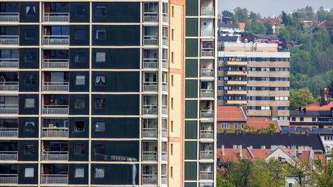 Det er for eksempel anerkjent at i en verden der byene eser ut over alle grenser, bør vi heller bygge i høyden enn å oppta jordareal unødvendig med lav bebyggelse, sier forfatteren.