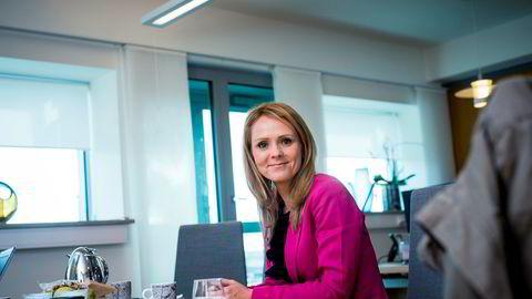 Linda Hofstad Helleland får nye oppgaver i regjeringen når Venstre-leder Trine Skei Grande etter alt å dømme blir kulturminister onsdag. Foto: Skjalg Bøhmer Vold