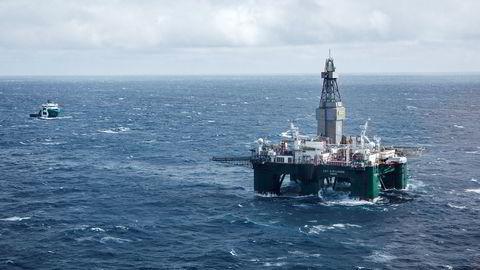 Tross fall i olje- og gassprisene foregår prøveboring og gassproduksjon i Barentshavet.