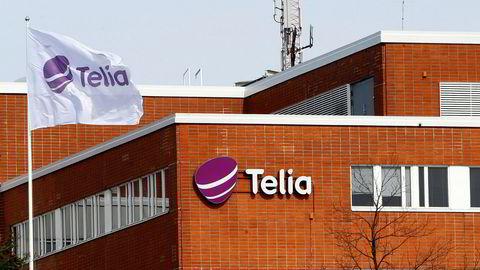 Telia betaler nærmer 400 millioner kroner for de nye frekvensene.