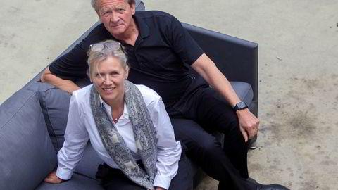 Margrethe Geelmuyden, partner og seniorrådgiver, og Hans Geelmuyden, eier og sjef, i Geelmuyden Kiese.