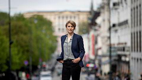 – Det er problematisk at Stortinget leier de lokalene av Norske Selskab. Stortinget bør stille noen krav til utleiere, sier Kari Elisabeth Kaski i SV.