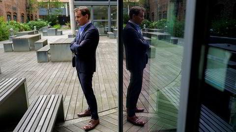 Nel-sjef Jon André Løkke legger frem kvartalstall torsdag morgen.