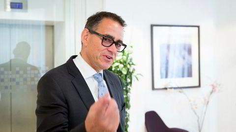 Jeremy Hale er sjef for markrostrategi og aktivaallokering i Citi.
