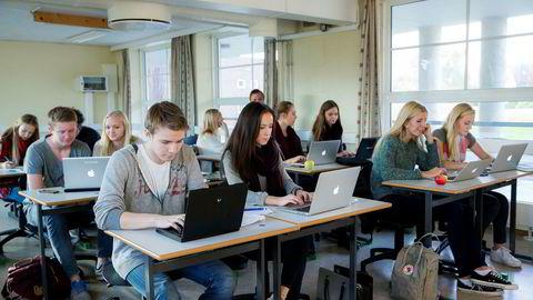 «Når Trondheim kommune lar Google, som ikke er underlagt norsk lov, få ubegrenset tilgang til data fra umyndige personer, hvor er da den enkeltes rett og mulighet til å reservere seg?», spør innleggsforfatteren.