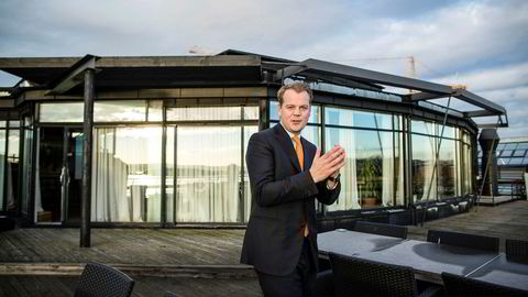 Robert Hvide Macleod, sjef i John Fredriksens tankrederi Frontline, har kjøpt aksjer i XXL.