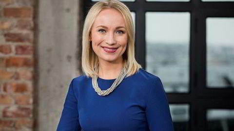 Linn Wiik er programleder i TV 2-programmet «Snakk med Linn Wiik».