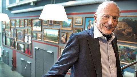 Christian Ringnes eier en stor del av Pandox, som nå storshopper hoteller i Europa.