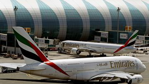 Emirates planlegger nå en Premium Economy-klasse i sine fly.