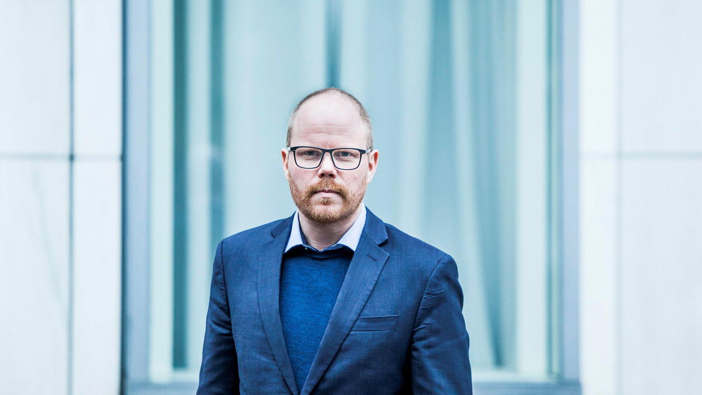 Gard Steiro blir VGs nye sjefredaktør fra neste uke. Han tar over for Torry Pedersen.