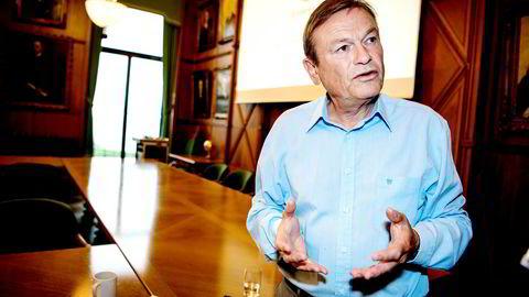 Eidesvik Offshore-sjef Jan Fredrik Meling ser ingen lyspunkter i markedet.