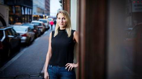 Sjefstrateg Erica Blomgren i meglerhuset SEB venter at veksten i norsk økonomi løftes ytterligere i årene som kommer.
