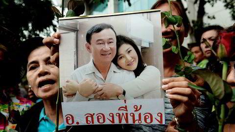 Søskenparet Thaksin og Yingluck Shinawatra har begge vært statsministre i Thailand. Denne uken faller dommen over rissubsidieprogrammet som Yingluck ledet da hun var statsminister fra 2011 til 2014.