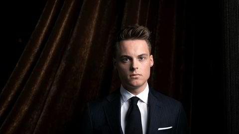 Gustav M. Witzøe er av Forbes kåret til verdens tredje yngste dollarmilliardær.