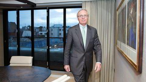 Peter Smedvig er storeier i selskapet Veeve, som utpekes av økonomiavisen Financial Times som den største enkeltutleieren gjennom plattformen til Airbnb i London. Her fra et intervju i 2015.