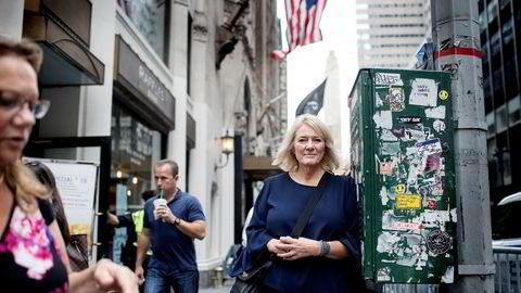 Kristin Clemet har ikke bare erfaring med norsk politikk. Som første vara til Nobelkomiteen kan hun trekke veksler på sitt arbeid med Oslo Freedom Forum. I høst var hun her på FNs høynivåuke i forbindelse med komitéarbeidet ledet av den tidligere britiske statsministeren Gordon Brown.