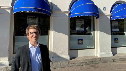 – Nå er tiden moden for å bruke den konkurransekraften vi har og utfordre storbankene, sier kundedirektør Kjartan Reve i Sparebanken Øst.