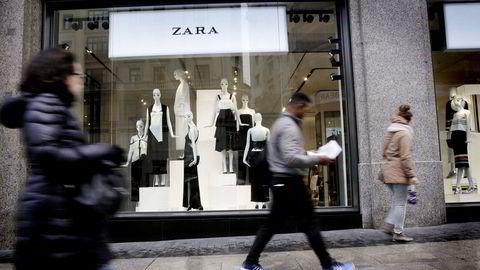 To økonomer ved universitetet i Barcelona har nå gått nøye gjennom skatteplanleggingen til Inditex, eieren av den spanske klesbutikken Zara.