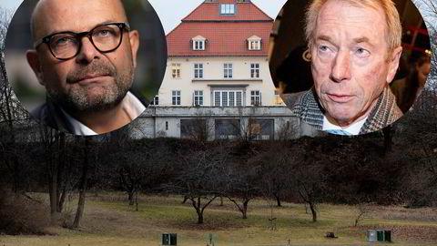 Partner Terje Tinholt i Tinholt Eiendom har stevnet investor Jens Ulltveit-Moe for å få rettens medhold i at selskapet har kjøpt Umoes hovedkvarter på Fornebu i Bærum for 65 millioner kroner.